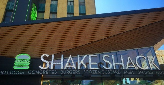 NYC-based burger chain Shake Shack will open open next year in Dallas' Crescent Court in Uptown Dallas.