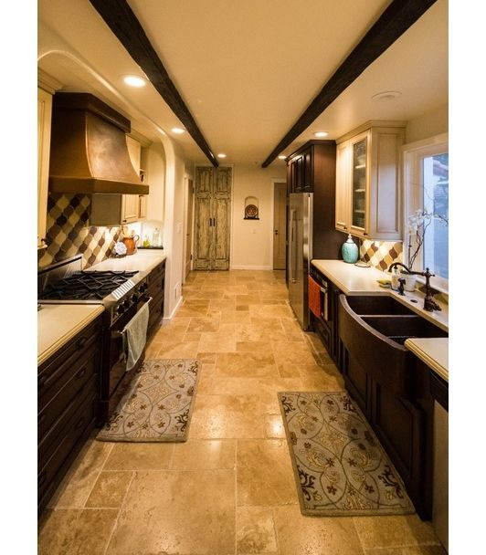 62 best images about galley kitchens on pinterest galley for Large galley kitchen designs