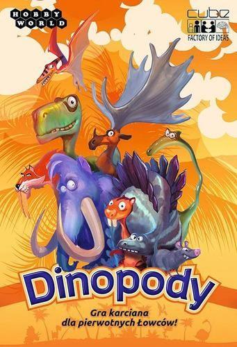 Dinopody - Ceny i opinie - Ceneo.pl