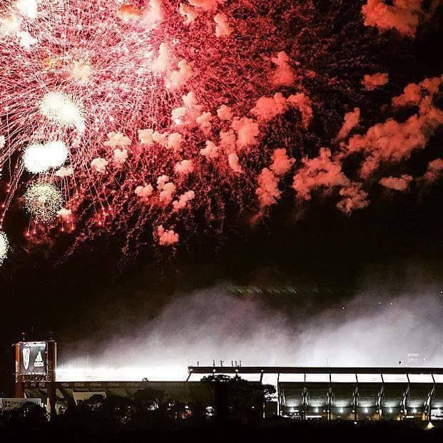 El #Monumental de #Fiesta #River #Campeon #Libertadores