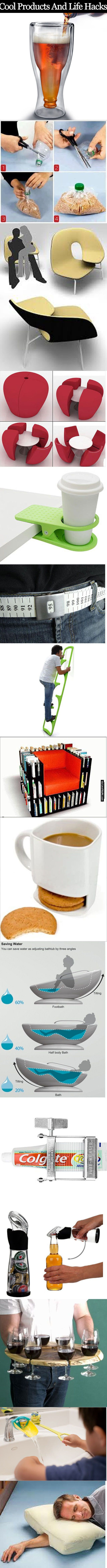 Some Cool Products And Life Hacks cool interesting technology products life hacks life hack tech