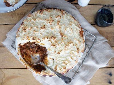 Leftover Lamb Shepherd's Pie recipe