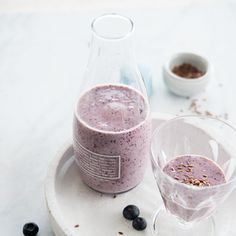 Ontbijtsmoothie van Sandra Bekkari