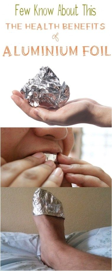 Aluminum paper is used very often but its healing properties are known by very few. Aluminum foil is something that we all have at home and its main usage is for cooking or storing the food. Howeve…