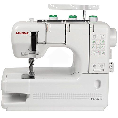 CoverPro 900CPX Coverstitch Machine with Bonus Accessories by Janome     #cheapsewingmachine