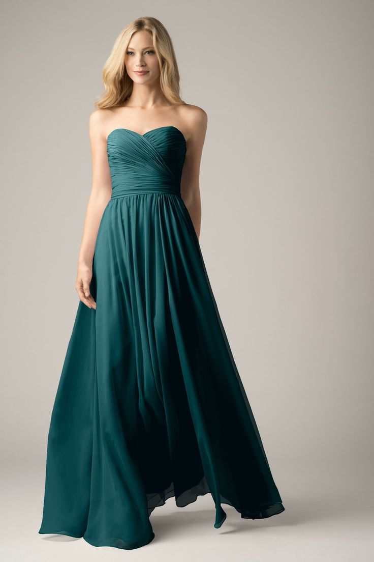 58 best bridesmaids dresses images on pinterest bridal parties shop wtoo bridesmaid dress 806 in crystal chiffon at weddington way find the perfect ombrellifo Image collections