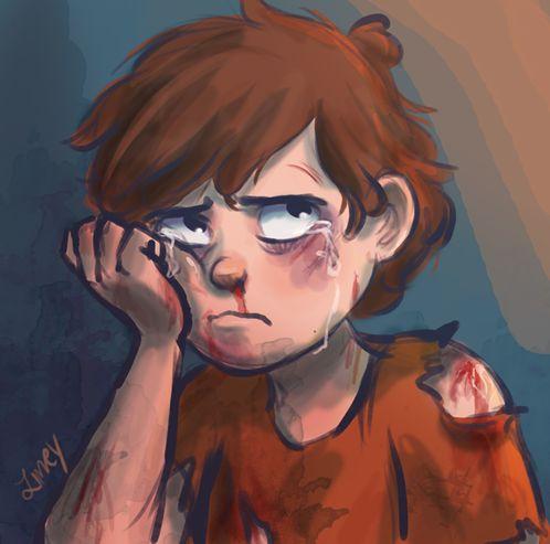 Awkward Nerd; Freak; Dork... <<<< I know how ya feel Dip