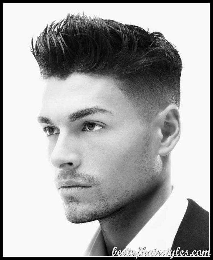 Best Men Haircut Images On Pinterest Mans Hairstyle Hair - Mens hairstyle army cut