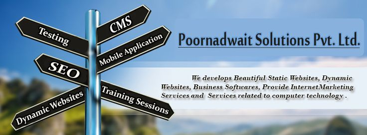 PSPL provides software product development, webdesigning, CMS, Internet Marketing, SEO, Maintenance and support and much more. For more details visit : http://www.poornadwait.com