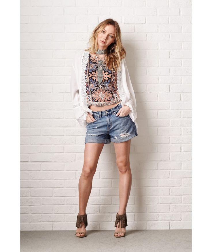 Shop the look: http://sportsgirl.in/1KXWQ8y #sportsgirl #denim
