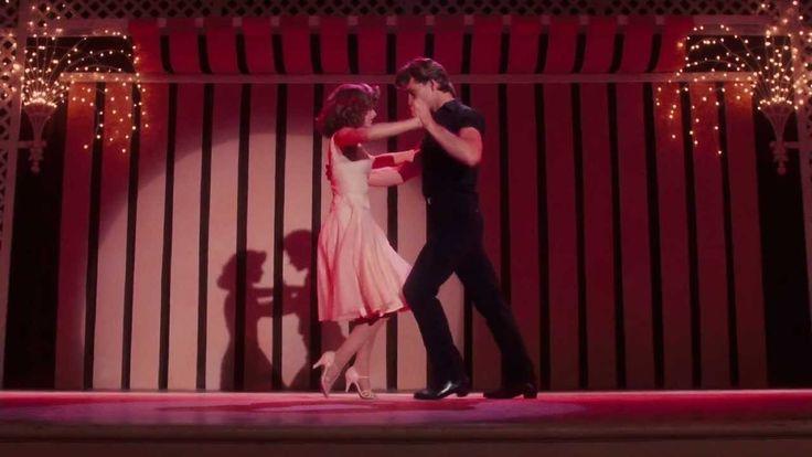 Финальный танец П. Суэйзи и Дж. Грей в кф Грязные танцы