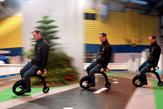 YikeBike Electric Bike