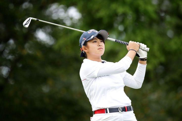史上初のアマチュアでの公式戦Vに王手をかけた 日本女子オープンゴルフ選手権競技 3日目 長野未祈 <Photo:Chung Sung-Jun/Getty Images>