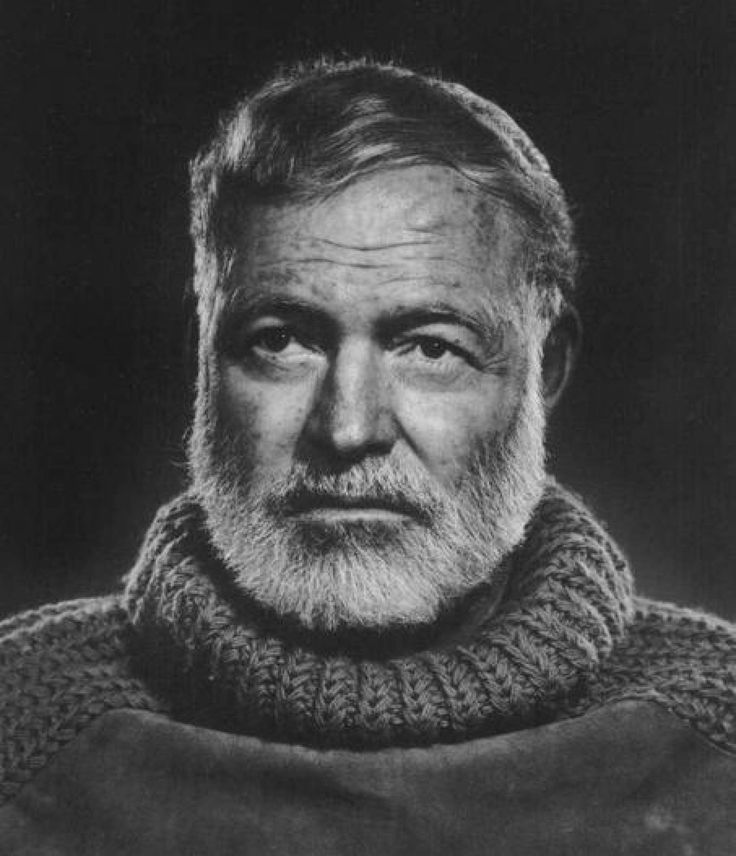 Are you in a Hemingway novel? Let us help you find out.