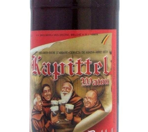 Het Kapittel Watou Dubbel 330ml Beer in New Zealand - http://www.bebeer.co.nz/beer-from-belgium-in-nz/het-kapittel-watou-dubbel-330ml-beer-in-new-zealand/ #nzbeer #beernz #NewZealand