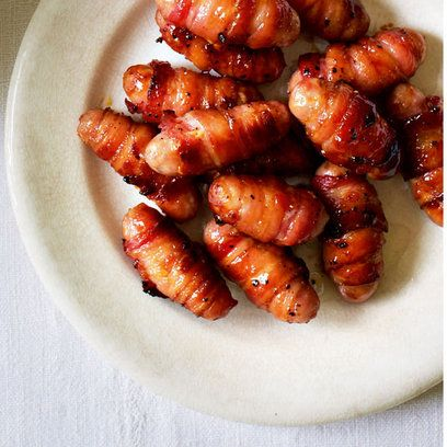 Pigs in honey blankets recipe | Red Online