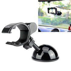 #Banggood Orico ЦБА s4 присоске автомобиля установленного на транспортном средстве мобильные телефоны поддерживают держатель лобового стекла для 3.5 до (1015039) #SuperDeals