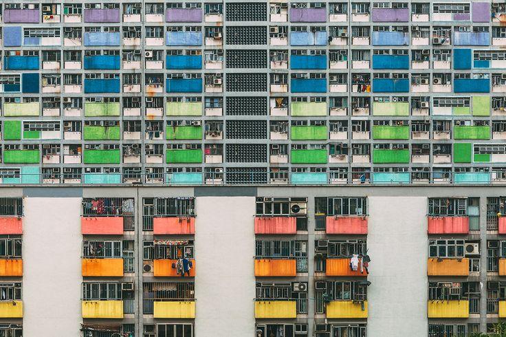 Peter Stewart Photography Choi Hung Estate in Wong Tai Sin