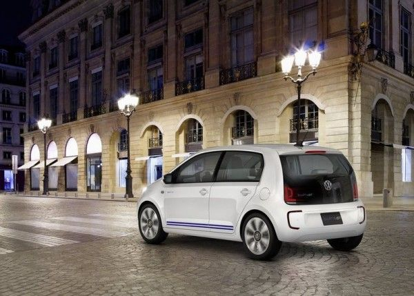 2013 Volkswagen Twin Up Pictures 600x429 2013 Volkswagen Twin Up Review with Images