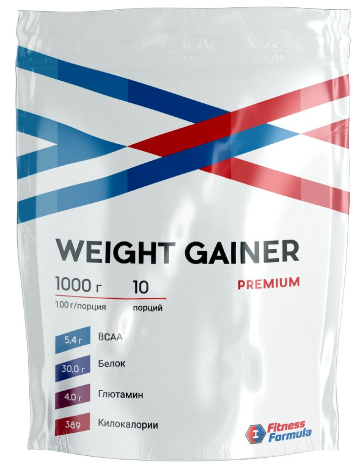Fitness formula Weight Gainer Premium 1000 г.
