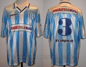 Racing Club Casa camisa de futebol 1996