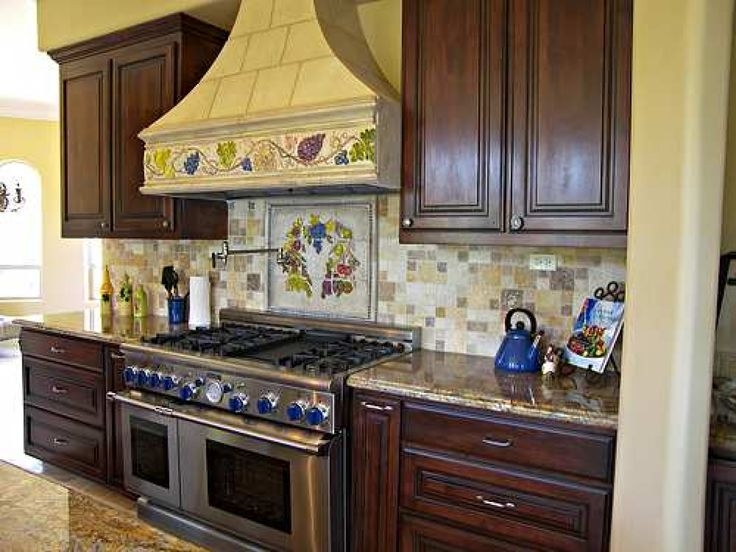 Tuscan Kitchen Design, 29 Cool Designs   Tuscany Is A Region In Italy. Tuscan  Kitchen Design Is Famous For Its Scenery, Heritage And Art Of Cooking. Part 91
