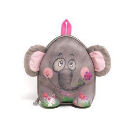 Een super schattige olifant als rugzak. Nu hebben? Kijk op Tassen4kids