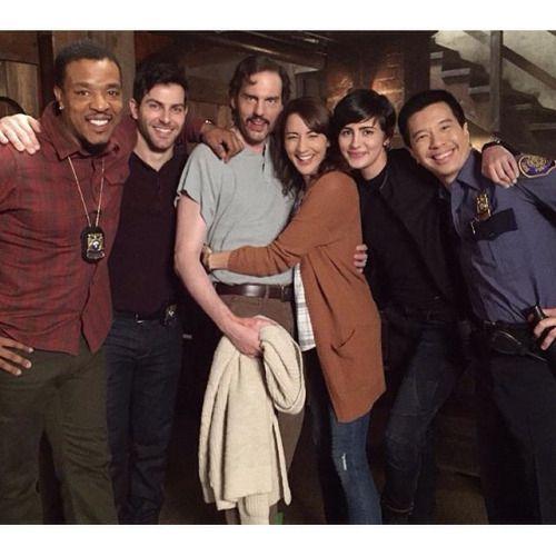 Cast of Grimm