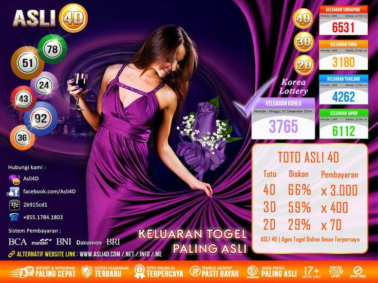 Asli4D Togel Online