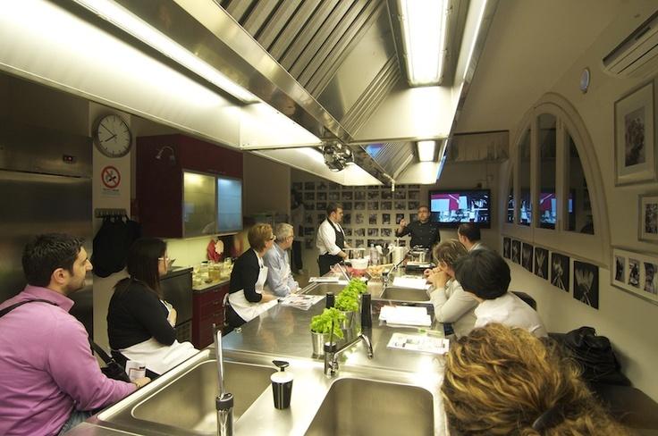 L'aula di cucina