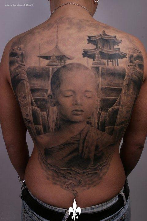 1000 images about buddhist hindu tattoo on pinterest kali tattoo buddhists and hindus. Black Bedroom Furniture Sets. Home Design Ideas