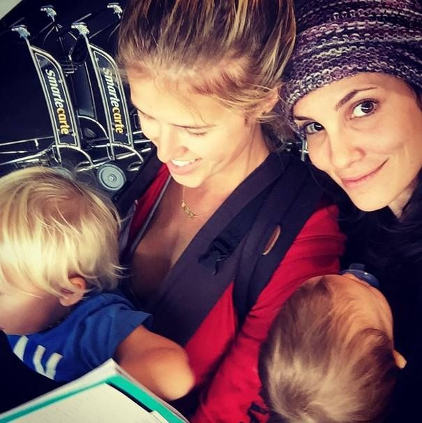 Daniela ruah 39 pinterest daniela ruah page liked january 4 2 mommas and 2 babies flew home voltagebd Images