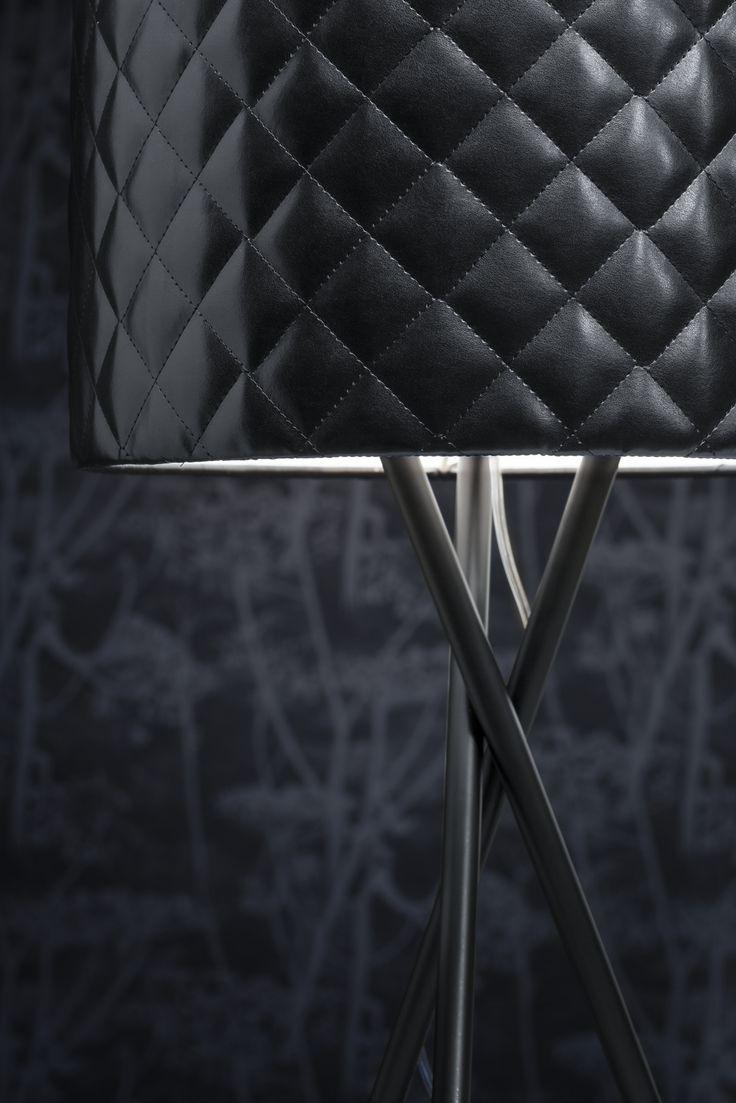 MARIÙ Floor lamp Mariù Collection by LUCENTE - Gruppo Rostirolla design Sandro Santantonio