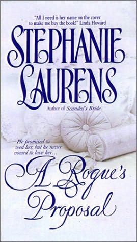 A Rogue's Proposal by Stephanie Laurens ++ (Book 4 of the Cynster Series)