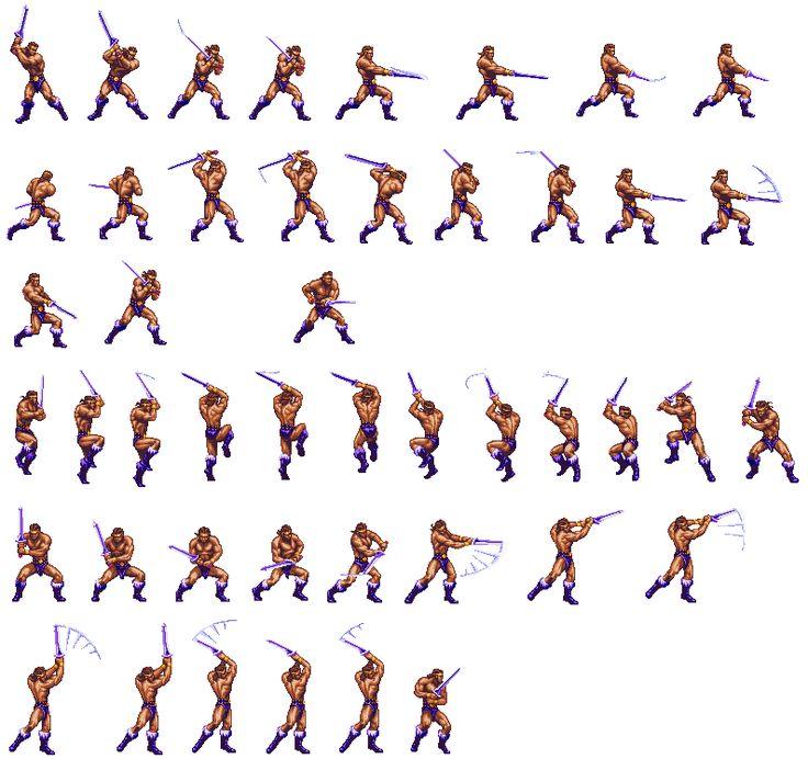 2d Animation Character Design Tutorial Pdf : Best d sprite images on pinterest faeries sprites