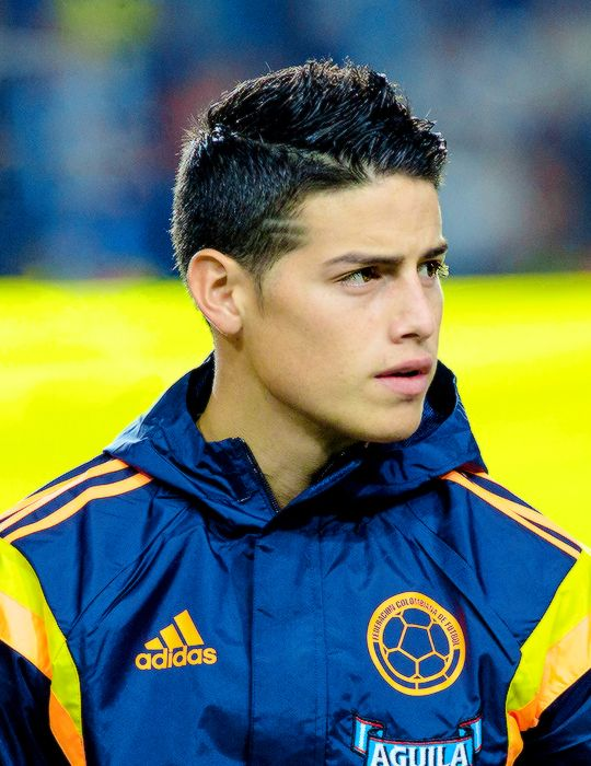 James Rodriguez #colombia #realmadrid #footballislife even though I'm a Barça fan, I love James!