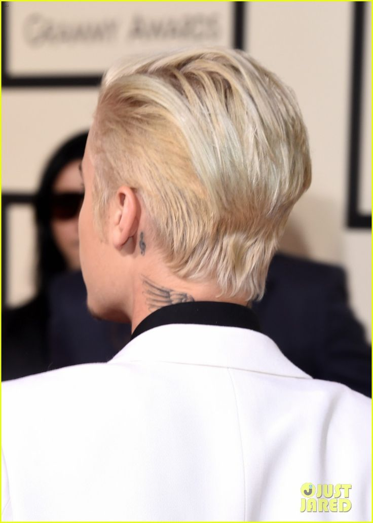 Justin Bieber Brings Little Bro Jaxon to Grammys 2016, Wins First Award!: Photo #929660. Justin Bieber gives his little brother Jaxon a cute kiss on the cheek while walking the red carpet at the 2016 Grammy Awards held at the Staples Center on Monday…