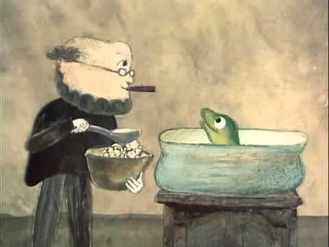 Pohádky pro Děti 01 - Milovník zvířat Zahrada (pro děti) - YouTube
