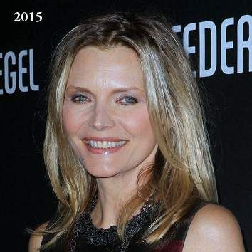 Michelle Pfeiffer Plastic Surgery Before And After Photos