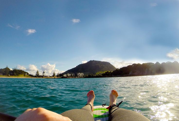 Paddle Boarding, Mount Maunganui, New Zealand in 4K  #gopro #paddleboarding #mountmaunganui #newzealand #4k #travel #oceanlife