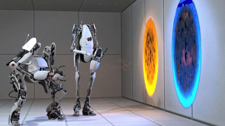 Now you're thinking with Portals. Or rather, you should be - according to research from Florida State University, which has shown that playing Portal 2 is apparently better for your thinking skills than your average 'brain training' software.