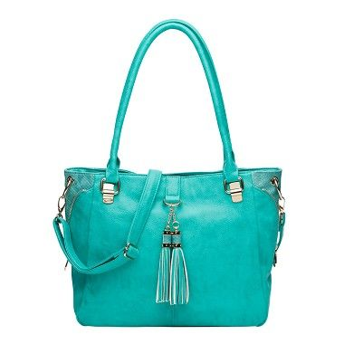 Mia Side Zip Tote | Handbags | Kate Hill