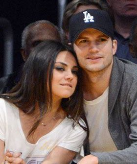 Ashton & Mila Want To Get Married In...Stonehenge?