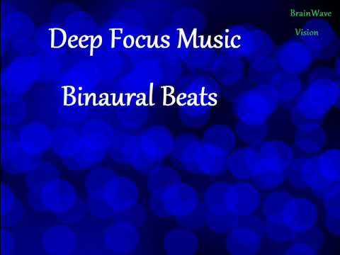 Deep Focus Music - Binaural Beats Music Delta Waves | Super Intelligence...
