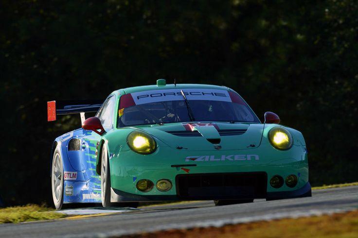 Porsche 911 GT3 RSR GTLM vom Team Falken Motorsports
