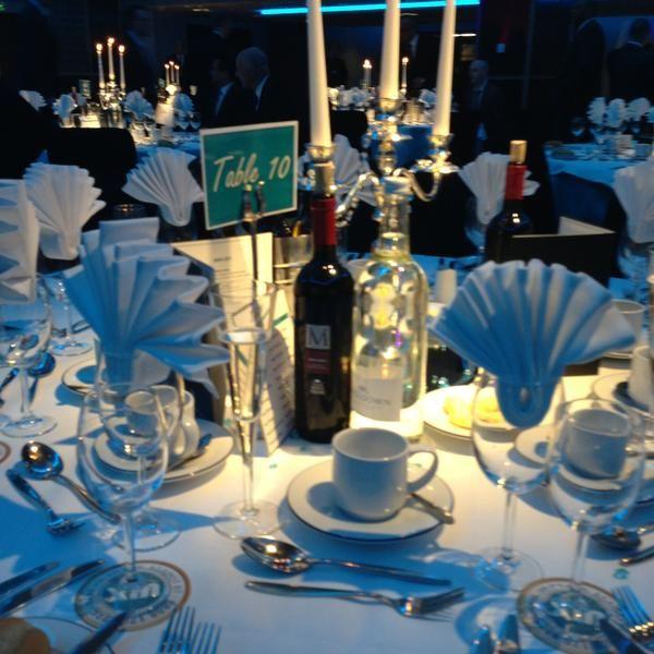 Dinner at Grange Tower Bridge Hotel