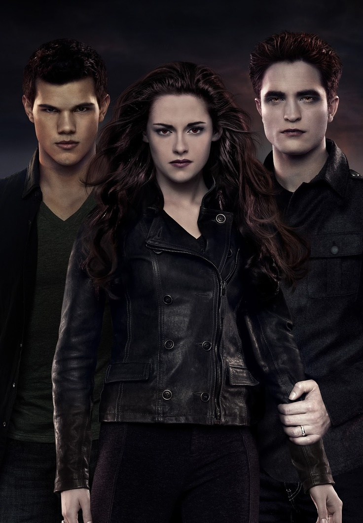 Edward bella jacob threesome