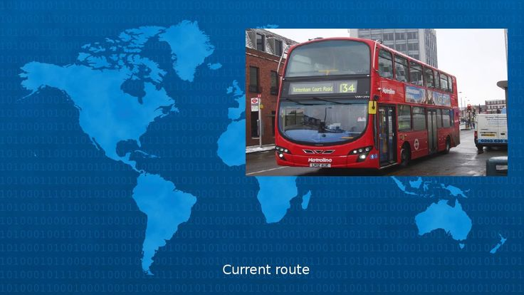 Wikipedia -  London Buses Route 134