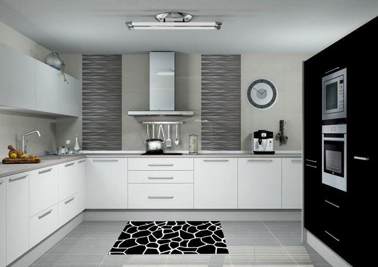 Kitchen rug -  model vitroux - suitable for kitchen, bathroom, entrance, garden / kitchen floor mat / kitchen mat by Printip on Etsy