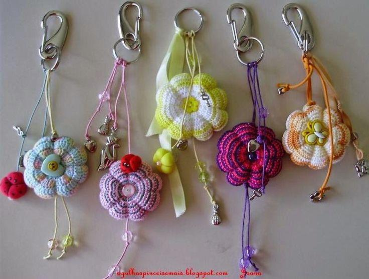 Agujas y Pinceles: Crochet Cadena